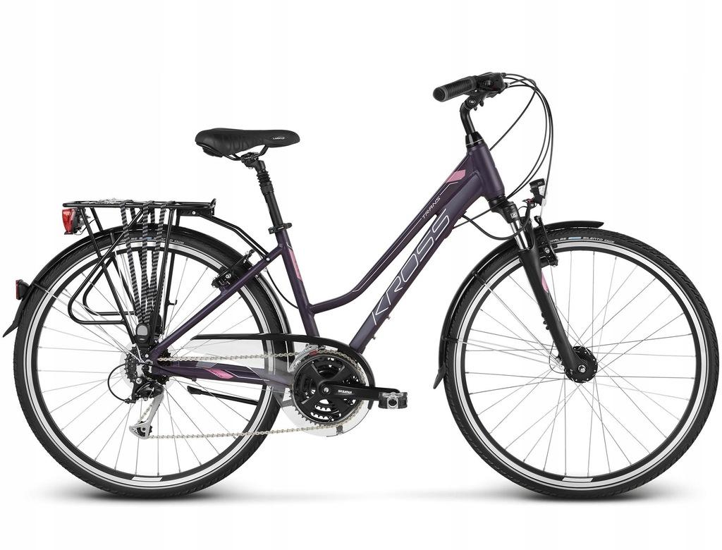 rower trekkingowy Kross Trans 5.0